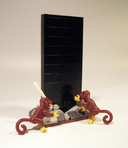 LEGO2001年宇宙の旅
