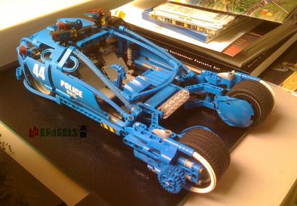 LEGOブレードランナー