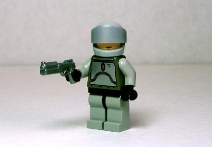 LEGOロボコップ