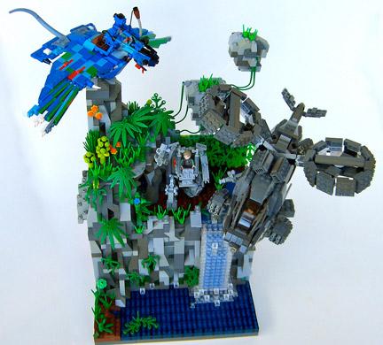 LEGOアバター