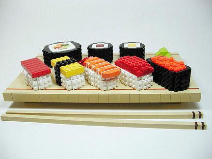 LEGO寿司