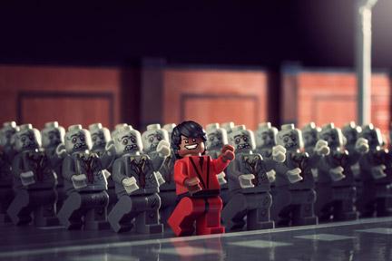 LEGO スリラー