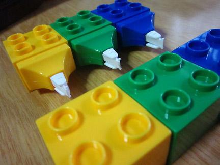 LEGO修正テープ