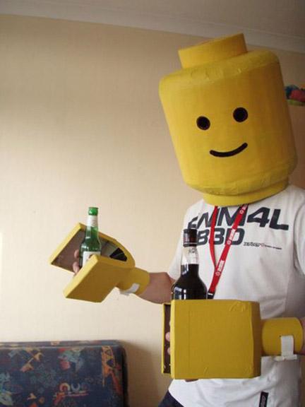 LEGOコスプレ