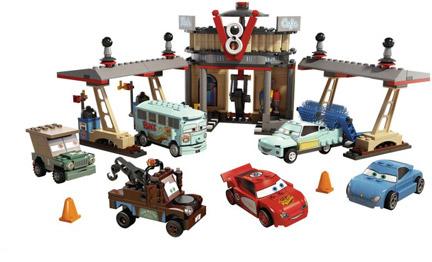 8487 「Cars - Flo's V8 Cafe」