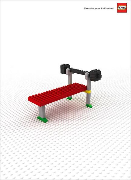 LEGOでマインドを鍛えましょう