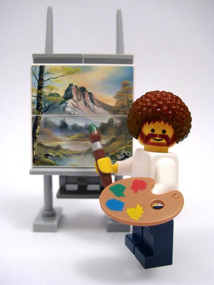 LEGOのボブ・ロスさん