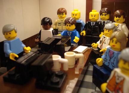 LEGO作戦司令室
