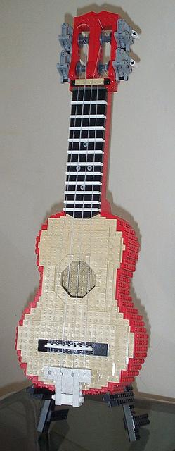 LEGOウクレレ