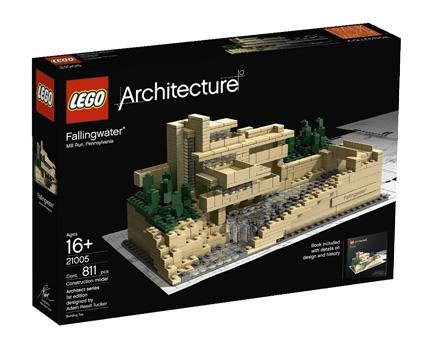 レゴアーキテクチャー