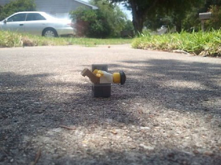 LEGOプランキング
