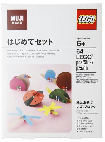無印良品のレゴに新アイテム×4点