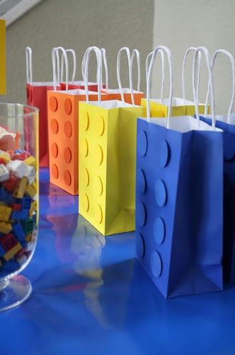 レゴなショッピングバッグ