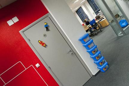 モスクワのレゴ社オフィス5