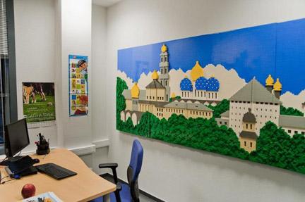 モスクワのレゴ社オフィス6
