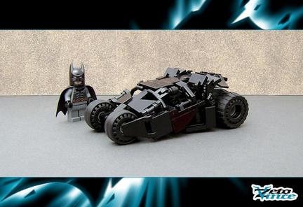 バットマン&バットモービル