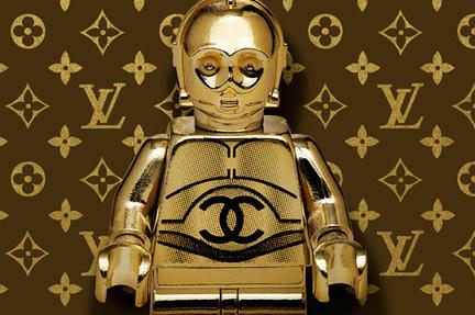 ゴージャスなC-3PO