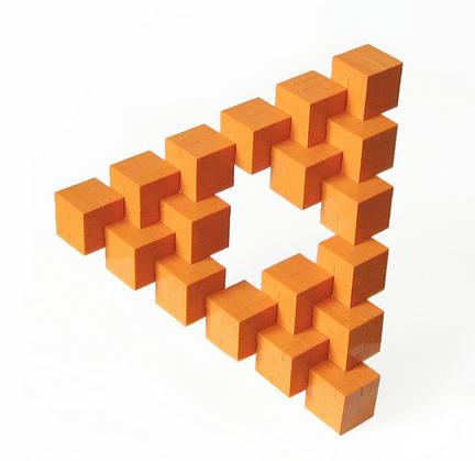 不可能図形なレゴ