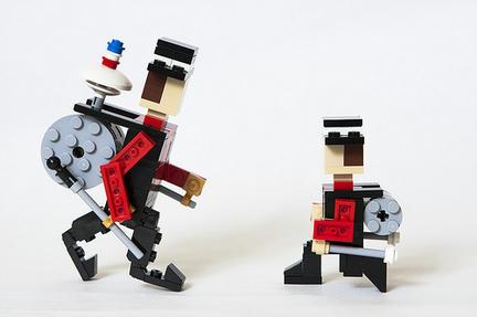 レゴのチンチネロス