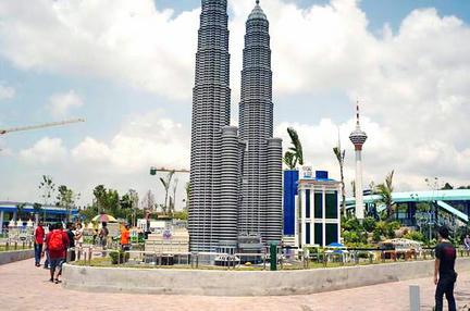 マレーシアのレゴランド