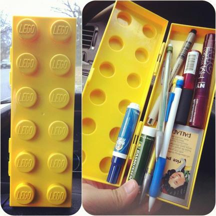 LEGOペンケース