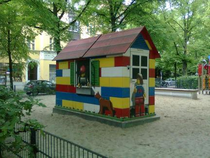 レゴな小屋