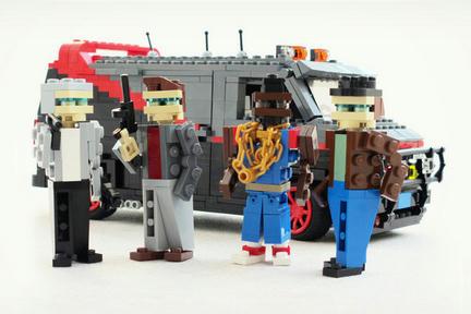 LEGO特攻野郎Aチーム