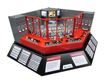 LEGOフランス国立宇宙研究センター