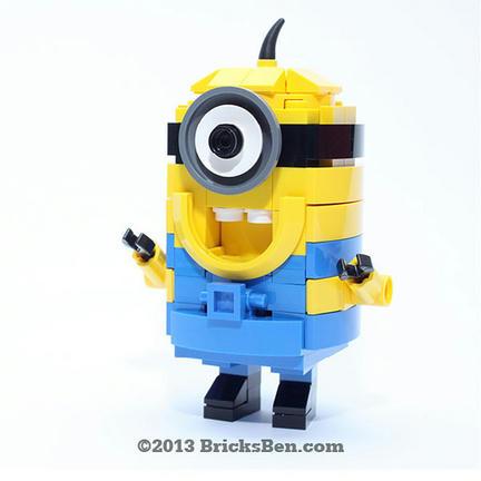 LEGOミニオン