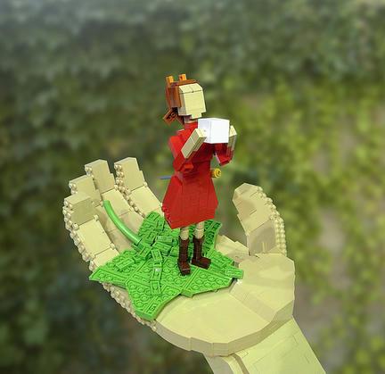 LEGOアリエッティ