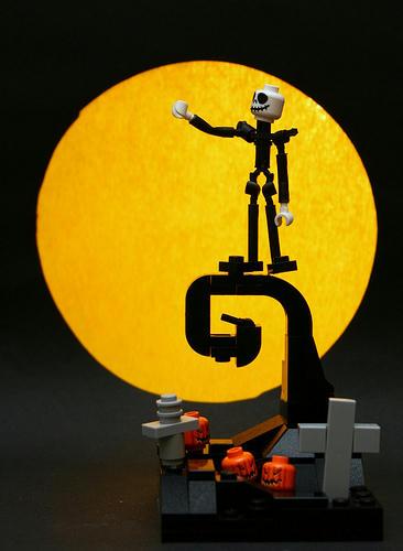 LEGOジャック・スケリントン