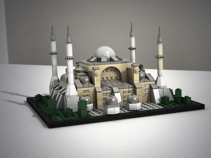 トルコの世界遺産『アヤソフィア』