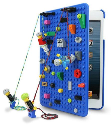 iPad mini用非公式レゴケース