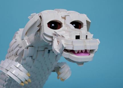 LEGOファルコン
