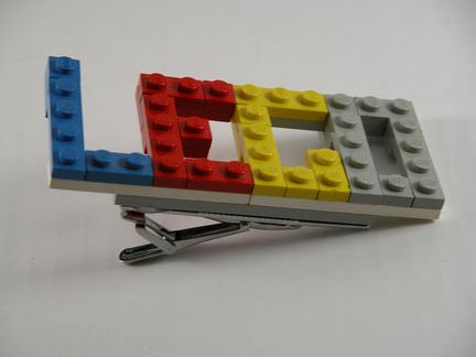 LEGOのタイピン