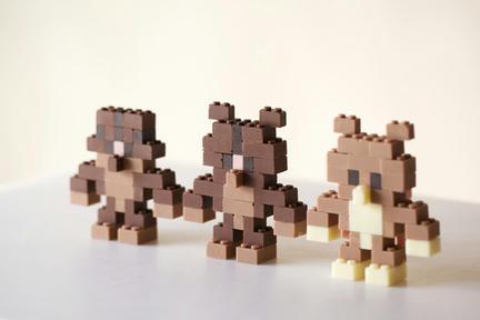 LEGOチョコレート