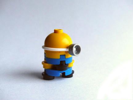 LEGOミニミニオン