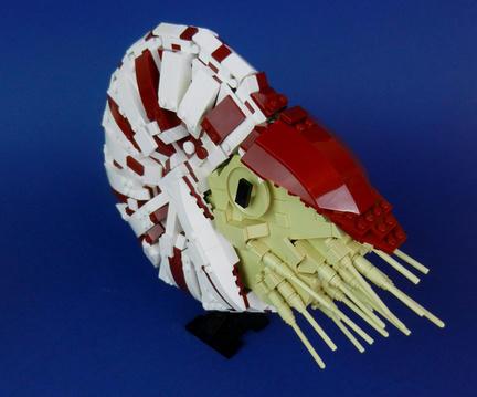 LEGOオウムガイ