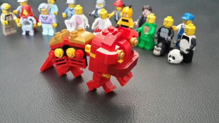 LEGOバロンサイ