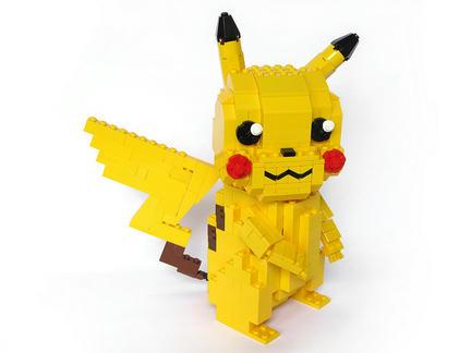 LEGOピカチュウ