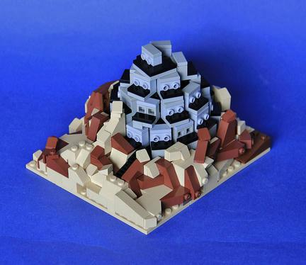 マイクロスケール バべルの塔