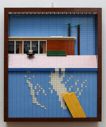 LEGO a Bigger Splash
