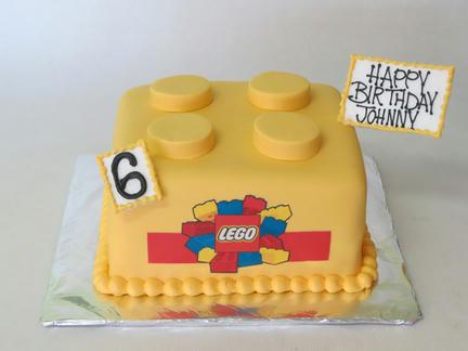 レゴ・バースデイケーキ