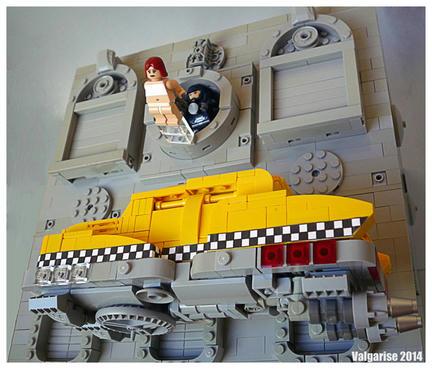 LEGOフィフス・エレメント