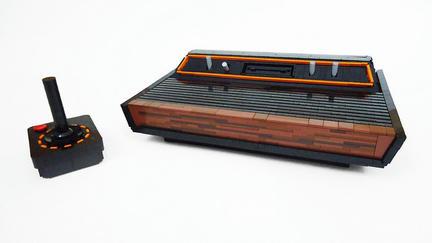 LEGO製Atari 2600