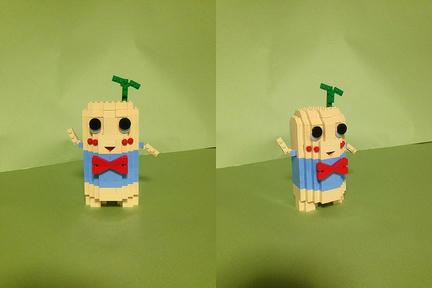 LEGOふなっしー