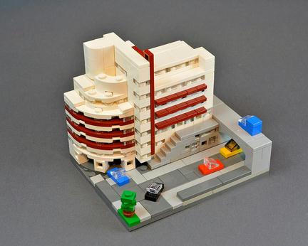 LEGOカルマルの家