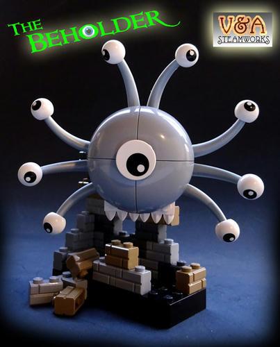 LEGOビホルダー