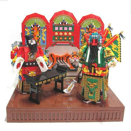 LEGO広東オペラ