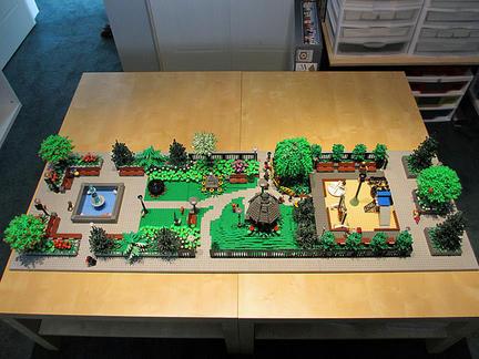 LEGOシティ セントラル・パーク
